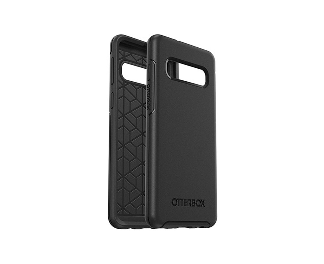 כיסוי שחור OtterBox Symmetry - GALAXY S10