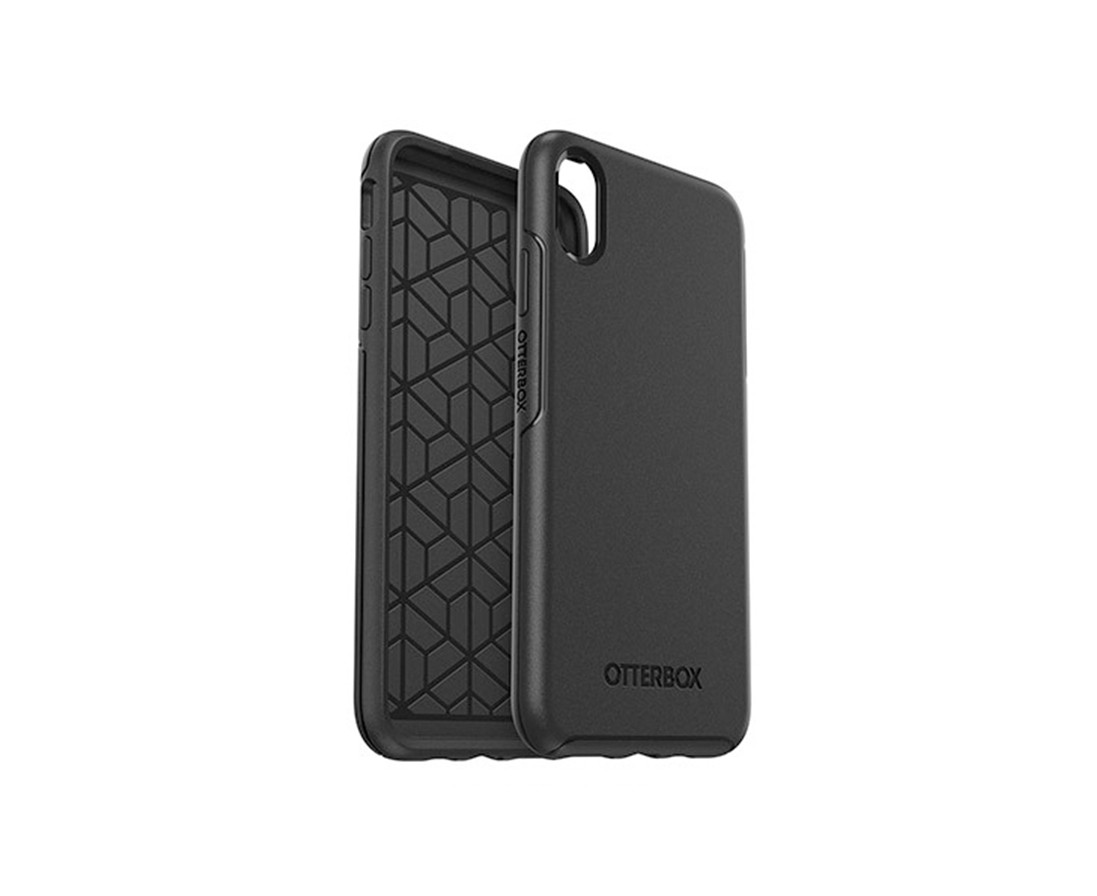 כיסוי שחור OtterBox Symmetry - IPHONE X/XS