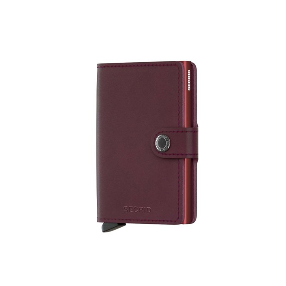 Mini Wallet Original -Bordeaux SECRID