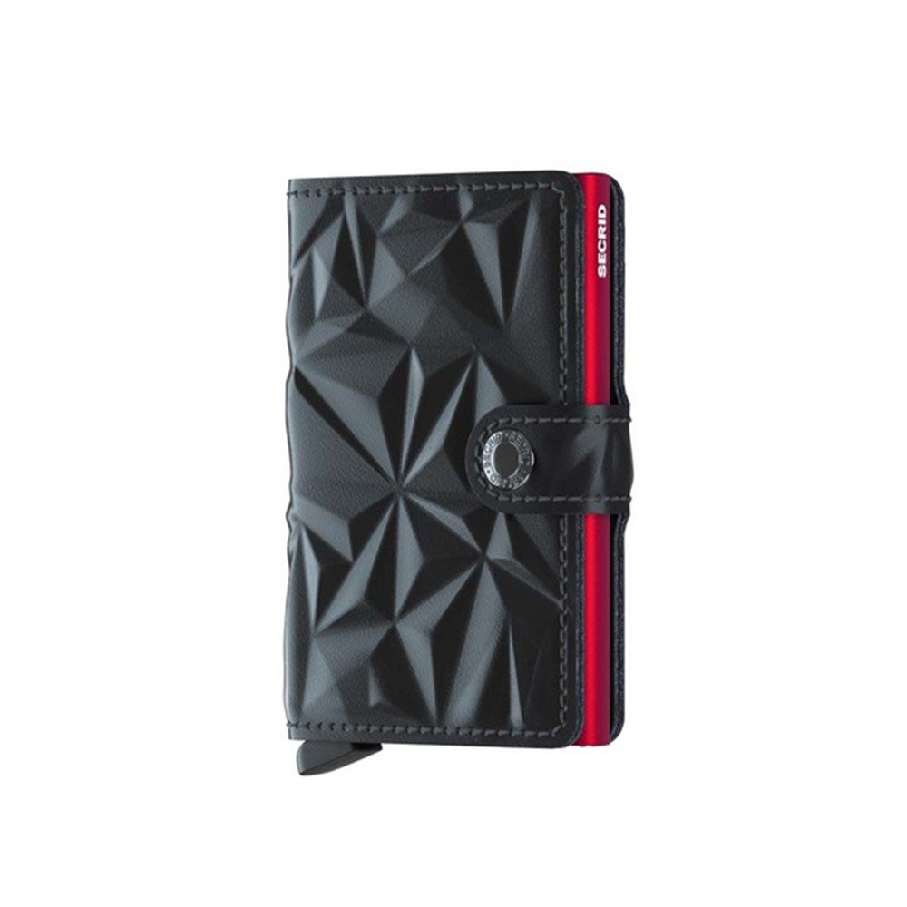 Mini Wallet Prism Black-Red SECRID