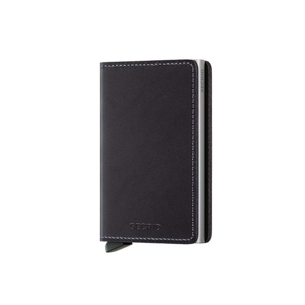 Slim Wallet Original Black SECRID